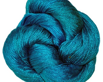 Jewel - Dryad 100% Tencel Hand Dyed Yarn 5/2