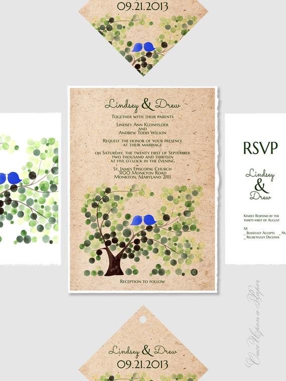 Printable Invite DIY Printable Wedding Invitation Design kit