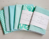 Pocket Squares, Pocket Square, Handkerchief, Mens Pocket Square, Boys Pocket Square, Wedding Pocket Squares - Mint Collection Pocket Squares