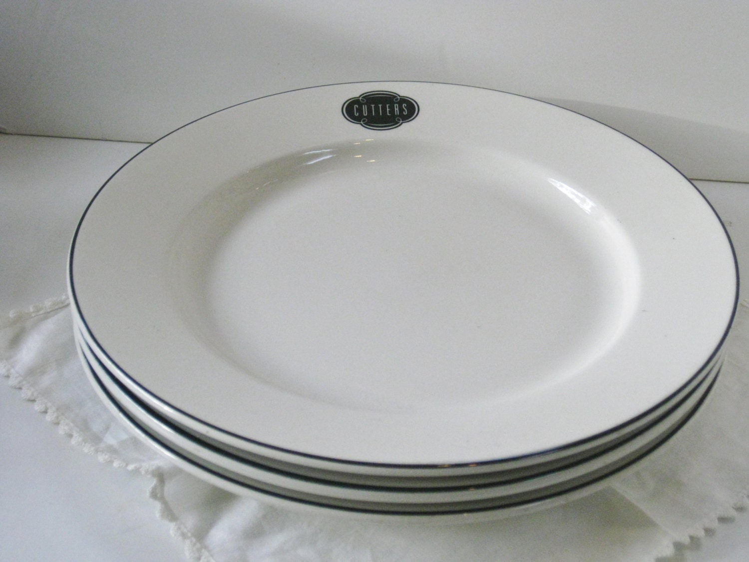 zoom - China Dinner Plates