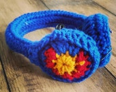 The ColoRADo Classic Crocheted Headphone