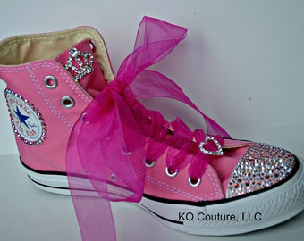 Shoes Swarovski Crystal Bling - Adult