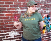 Summer Sale! S*T*A*S*H Stash Knitting T-Shirt Sizes: Small - S - XXXL - 3X - Gift for Knitters