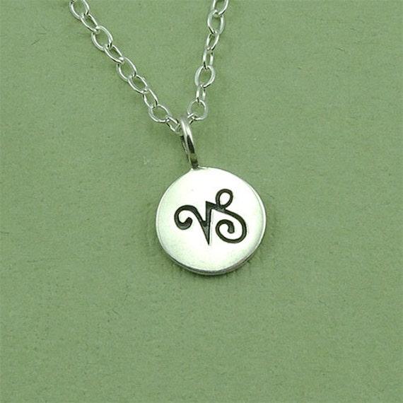 Zodiac Necklace - boyfriend girlfriend necklace