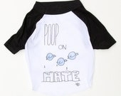 Puppy T-Shirt Poop On Hate