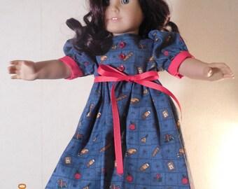 School Dress American Girl or other 18 inch doll18 inch doll