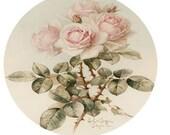 Envelope Sealers-Vintage Rose