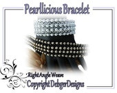 Pearllicious Bracelet - Beading Pattern Tutorial