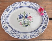 French Country Platter Johnson Brothers Provincial