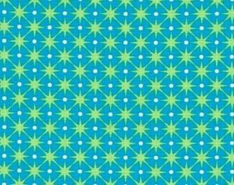 Chirpy Lola Stars in Blue Green