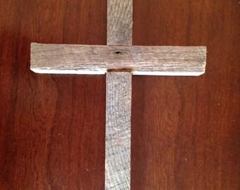 Cross/Reclaimed Barnwood/Easter