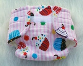 Baby Doll Diaper Cupcakes - Size Small