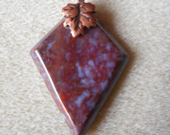 Gemstone Pendant.