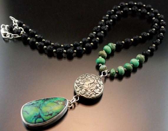 unique handmade silver jewelry gemstone jewelry