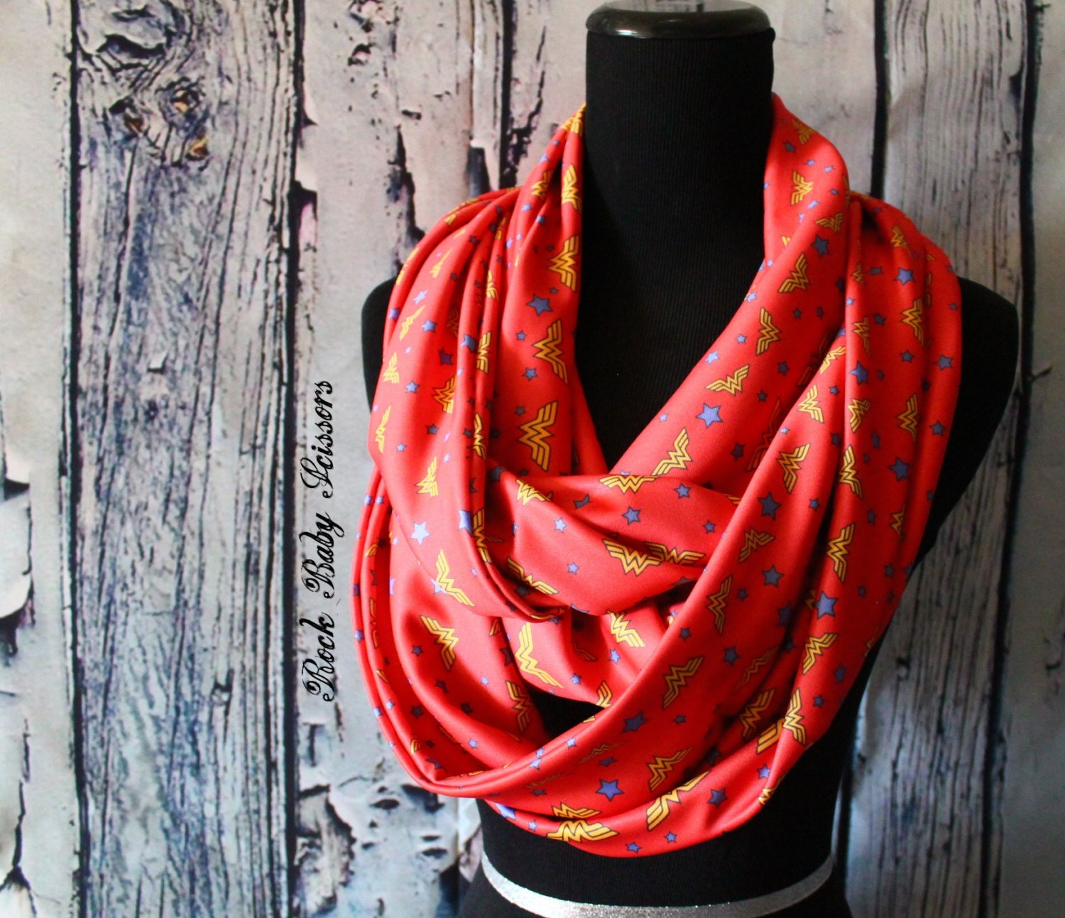 design your own infinity scarf