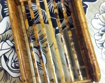 Bamboo Napkin Holder  UNDER 20