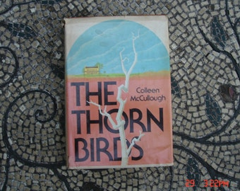 The Thorn Birds by Colleen McCullough - Book Club Edition  1977