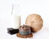 Mud + Milk Purifying FACIAL MASK- As Seen on Martha Stewart and Exclusively Handmade For Jessica Alba