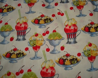 Sundaes Fabric by Michael Miller - 1 yard