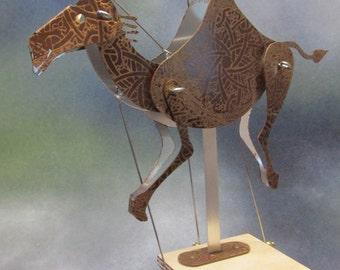 Camel Automata