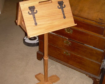 Double Sided Music Stand