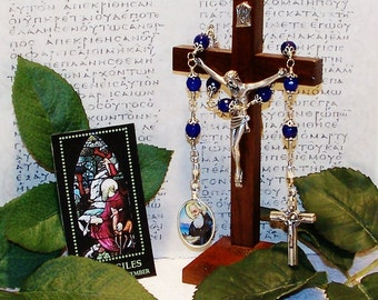 Unbreakable Chaplet of St. Giles- Patron Saint of Handicapped People, Cancer Patients and Mental Health