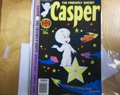 Casper comic, Harvey comics, vintage comics, golden age comics, western comics