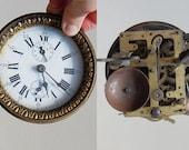 clock parts movement clock face parts