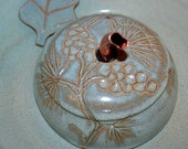 "Cat Fountain - Pet Fountain - Indoor Fountain - 10.5 Inch Diameter ""Monterey Cypress Serene"""