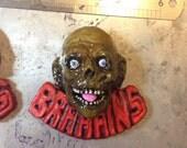 Tarman Zombie Fridge Magnet.
