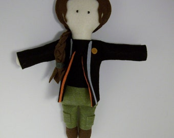 Katniss Dopplegeek Pattern
