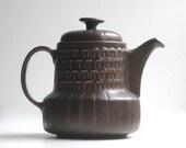 Vintage Wedgwood Pennine Teapot - Stoneware