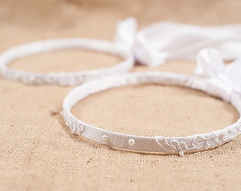 STEFANA Wedding Crowns - Orthodox Stefana - Bridal Crowns MONACO - One Pair