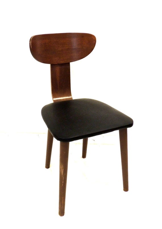 Vintage Midcentury Chair 1940s New Orleans Furniture By Mkmack