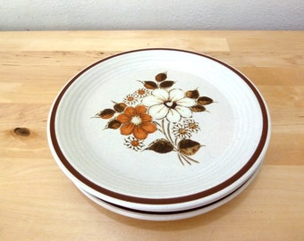 dinner plates print on etsy  a global handmade and vintage Kitchen Cups Kitchen Bowls and Plates