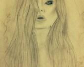 Breathe Original Sketch