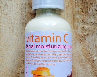 Vitamin C Facial Day Moisturizer-1oz
