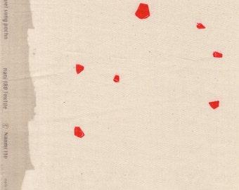 "2015 Nani Iro  - Jewel Song Pocho Koibumi    Japanese fabric Double Gauze  50cm length 110cm Wideth or 19"" by 42"""