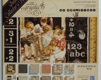 Graphic 45 ABC Primer Collectors Edition