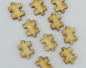 Puzzle - Use for earring stud - EAR025