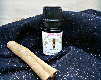 Black Swan Ritual Fragrance Oil