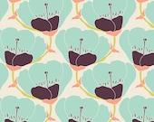 1 yard of Nesting Bloom Warm from Art Gallery Fabrics.
