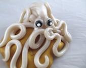 Ghost Octopus Sculpture