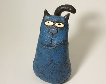cat sculpture, PEPE