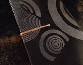 Copper Aspen Bark Tie Bar or Mini Money Clip - Handmade Reiki Infused