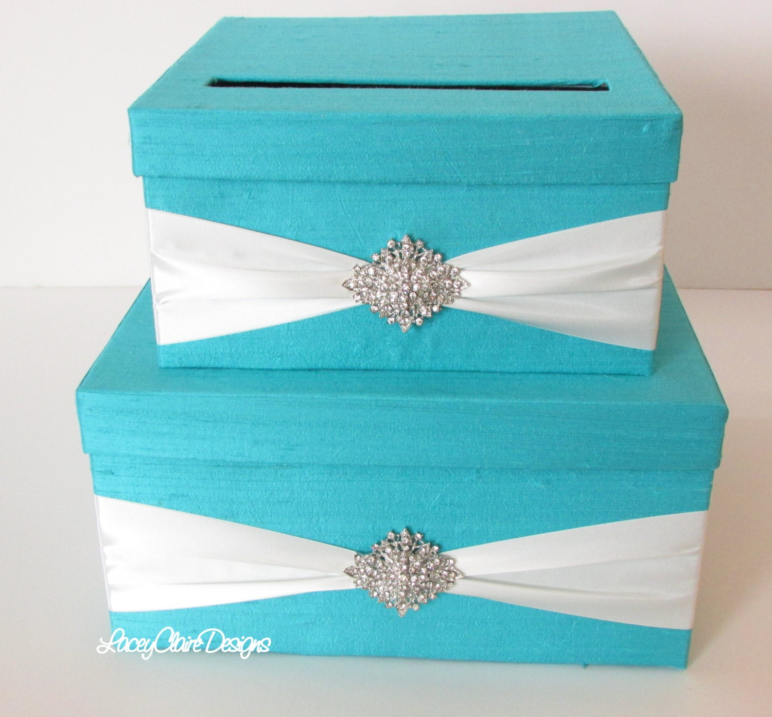 Wedding Gift Envelope Box : Wedding Card Box Money Holder Gift Card Envelope Box Custom