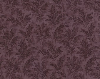 Atelier - Floral Foliage in Mauve by 3 Sisters for Moda Fabrics