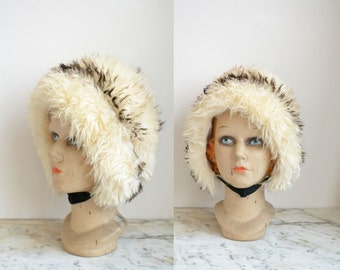 1970s Shearling Hat