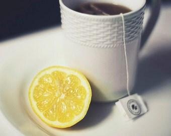 Afternoon Tea - 8x10 Fine Art Photograph