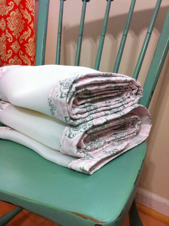 breathable baby crib bumper instructions